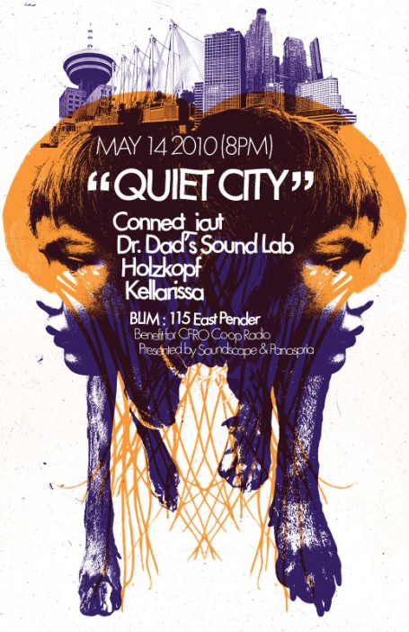 Quiet City - May 14th 2010
