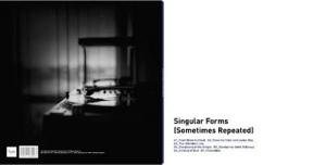 Sylvain Chauveau - Singular Forms