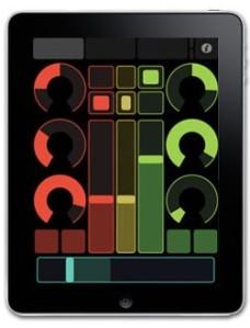 Hexler's TouchOSC iPad App