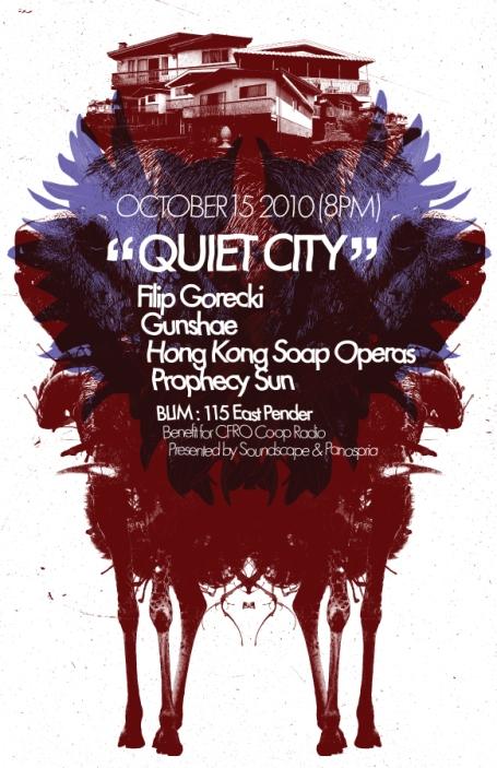 Quiet City October 2010