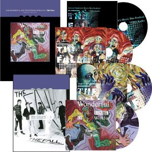 The Fall - The Wonderful & Frightening World of... (Omnibus Edition)