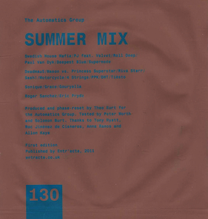 Automatics Group - Summer Mix